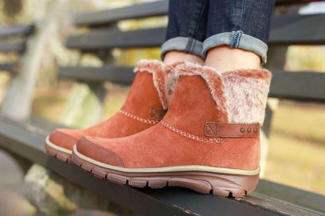 """Skechers Women's Easy Going-Quantum Ankle""的图片搜索结果"