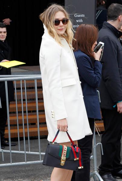 Image result for Gucci Black Mini Sylvie Bag