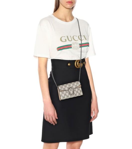 Image result for Gucci Beige GG Supreme Super Mini Dionysus Bag