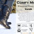 """Comfy Moda Women's Waterproof Insulated Winter Boots""的图片搜索结果"