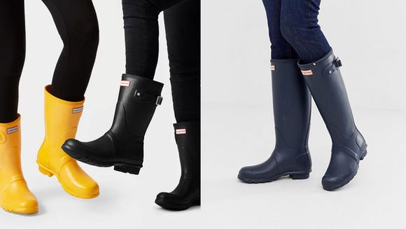 Hunter Rain Boot sale: Get a pair of cult-favorite boots at a ...
