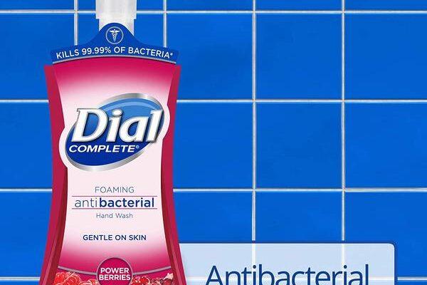 Dial Complete Foaming Hand Wash Antibacterial, Power Berries 7.5 oz –  Rafaelos