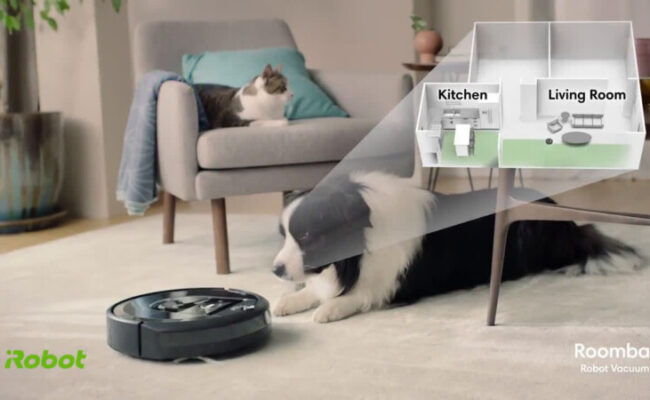 ▷ iRobot Roomba® i Series Imprint Smart Mapping Ad Commercial on TV