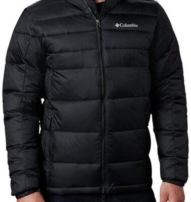 Columbia Men's Buck Butte Insulated Hooded Jacket